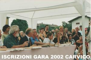 2002 TAVOLO ISCR